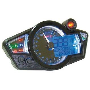 KOSO Digitales Multifunktions-Cockpit mit ABE