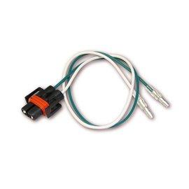 Anschlussstecker für 12V H8+H11 Glühlampe mit 350 mm Kabel.