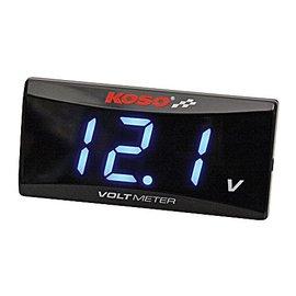 KOSO KOSO Batteriespannungsanzeige für alle 12 V Gleichstrom-Batterien