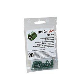 Nachfüllpackung HeliCoil plus Gewindeeinsätze M 6