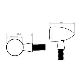 Blinker CB 750K6-Style