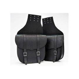 LEDRIE Überwurf-Satteltaschensatz, 9,5 l