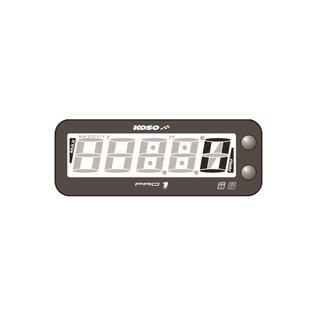 KOSO Digitaler Drehzahlmesser PRO-1, 20000 U/Min