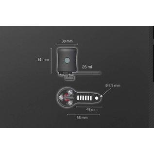 ABM ABM Ausgleichsbehälter Scio 26ml, schwarz