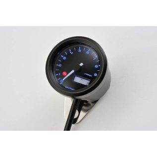 Daytona DAYTONA VELONA, Digitaler Drehzahlmesser, bis 9.000 U/Min, rund d 48 mm, schwarz