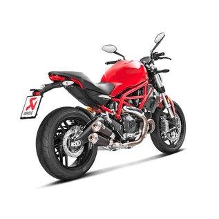 Akrapovic Akrapovic Slip-On Auspuffanalge Ducati Scrambler