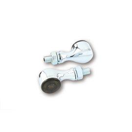 Highsider HIGHSIDER LED-Blinker APOLLO CLASSIC, chrom