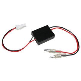 Highsider Ersatz-Elektronikbox 2 für LED-Blinker BLAZE, mit JST-Stecker weiss