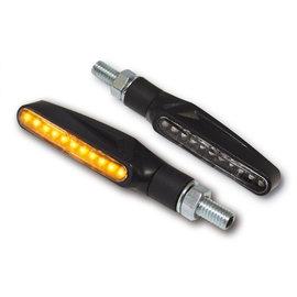 Shin Yo SHIN YO LED-Blinker STIX, schwarz, E-gepr.