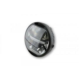 KOSO KOSO LED Hauptscheinwerfer THUNDERBOLT mit Standlicht, schwarz