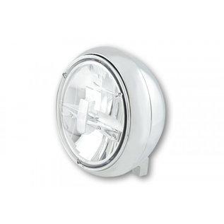 Highsider HIGHSIDER 7 Zoll LED-Scheinwerfer YUMA 2 TYP 3, chrom