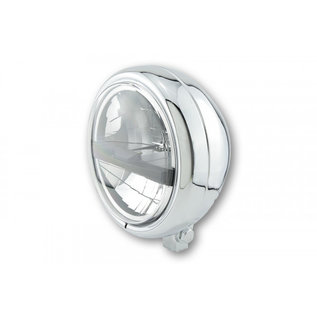 Highsider HIGHSIDER 5 3/4 Zoll LED-Scheinwerfer PECOS TYP 5, chrom