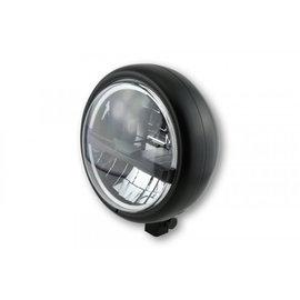 Highsider HIGHSIDER 5 3/4 Zoll LED-Scheinwerfer PECOS TYP 5, schwarz matt