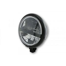 Highsider HIGHSIDER 5 3/4 Zoll LED Scheinwerfer BATES STYLE TYP 5, schwarz