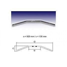 Fehling FEHLING Lenker Drag Bar Large, 1 Zoll, B 92cm, schwarz
