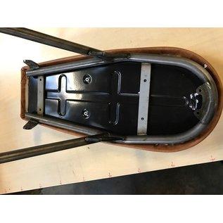 Brat-Style Heckrahmen Typ 1  BMW R65, R80, R90, R100 Doppelfederbeinmodelle