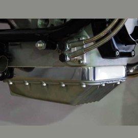 Siebenrock Ölwannendistanzring poliert für BMW R2V