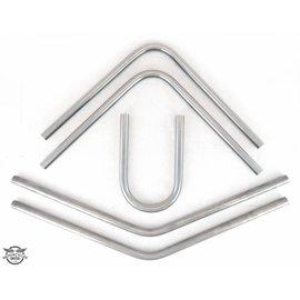 22 mm 7/8 DIY-Heckrahmen Rohrkit