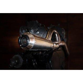 """MAD Exhaust Auspuffanlage """"Performance"""" für Yamaha XV Virago SE Monofederbein Modelle"""