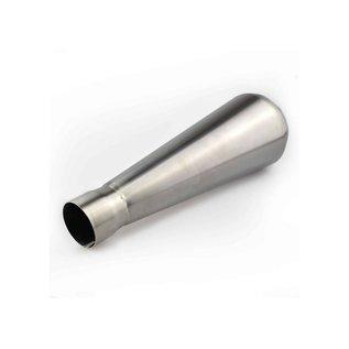 """Auspuff """"Megaton"""" 44 mm / 345 mm  universal"""