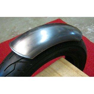 Fender / Schutzblech für Cafe Racer / Bobber 400 x 140 mm Stahl