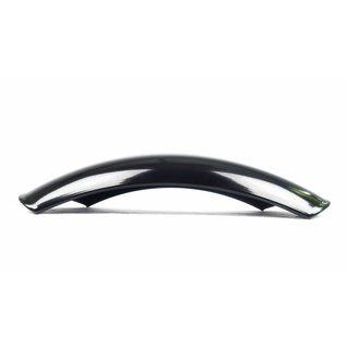 Fender / Schutzblech 140 x 400 mm schwarz Stahl