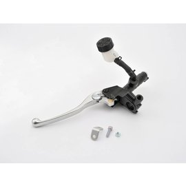 Nissin Nissin Kupplungszylinder 14 mm schwarz / silber für 22 mm Lenker