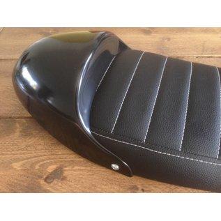 "C.Racer C. Racer Sitzbank ""Tuck n' Roll"" schwarz für Yamaha SR400 / SR500"