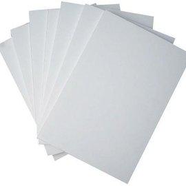 Forex PVC-Platte 650 x 300 x 10 mm für Sitze