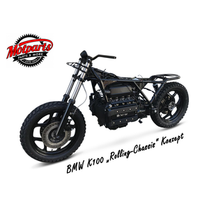"Motparts Radpaket zu K100 ""Rolling Chassis"""