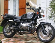 BMW R100 R Paralever (89-95)