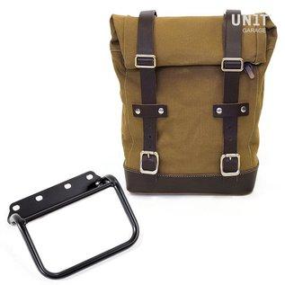 Unitgarage Canvas Seitentasche + R80 G / S Rahmen