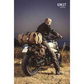 Unitgarage Kalahari Duffle Bag 43L Leder