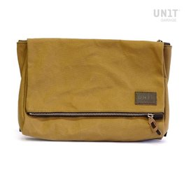 Unitgarage Fezzan Messengertasche aus Canvas