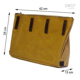 Unitgarage  Fezzan Messengertasche aus Canvas