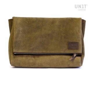 Unitgarage Fezzan Messengertasche aus Leder