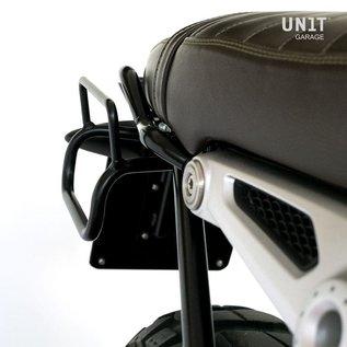Unitgarage Symetrischer Doppelrahmen für Taschen BMW R nineT