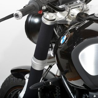 Unitgarage Gabelschützer mit Klettverschluss für BMW R nineT