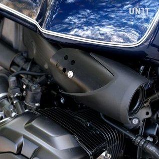 Unitgarage Abdeckung für Lufteinlass Alu für BMW R nineT