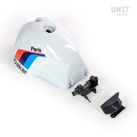 Unitgarage PARIS DAKAR Tank für BMW R nineT
