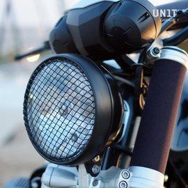 Unitgarage Scheinwerferabdeckung Scrambler-Style für BMW R nineT