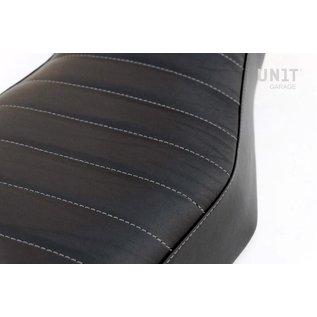 Unitgarage Sitzbank Echtleder schwarz für BMW R nineT