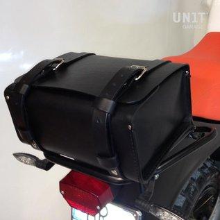 Unitgarage Hintere Gepäcktasche aus Vollleder für BMW R nineT