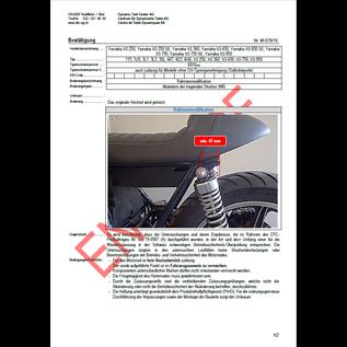 DTC DTC Rahmenkürzung Yamaha XS 250 - XS 360 - XS 650 - XS 750 - XS 850