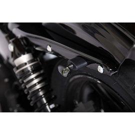 Montage Adapter für Blinker Harley Davidson hinten Sportster ab jg 2001