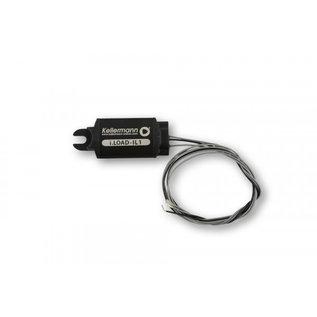 Leistungswiderstand zur Korrektur der Blinkfrequenz der Blinkkontrollleuchte beim Einsatz von Kellermann-LED Blinkern (z.B. Harley Davidson Modelle mit HD LAN)