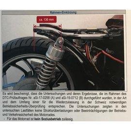 DTC DTC Rahmenkürzung Yamaha XJ 650