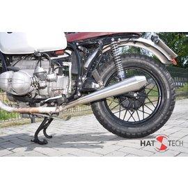 Hattech Schalldämpfersatz Gunball 60 BMW-R 2V BMW /5 - /6 - /7