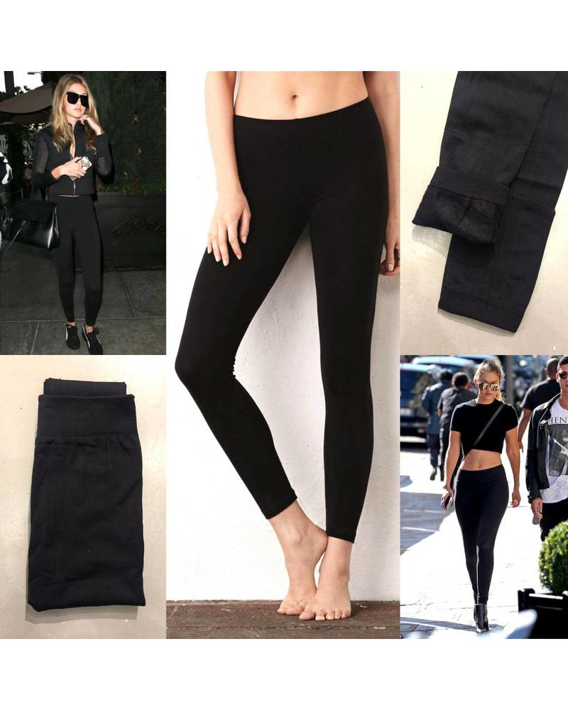 Spandex Legging - Black