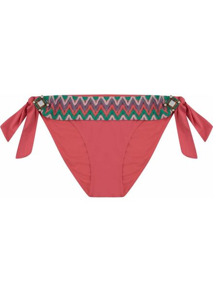 BOHO Brilliant Aztec Spacious Bottom - Coral